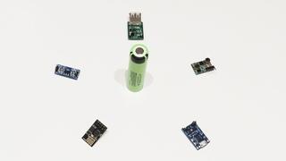 Питание ESP8266 от литиевого (LiPo) аккумулятора  на примере Li-ion 18650