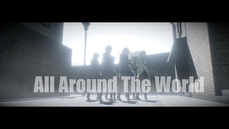 MMD◆All Around The World Kagamine Len