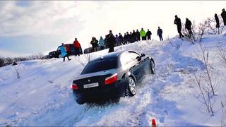 Акула E60 BMW  Доминирует! ДТП c Subaru. Прыгающие машины - Технолог offroad