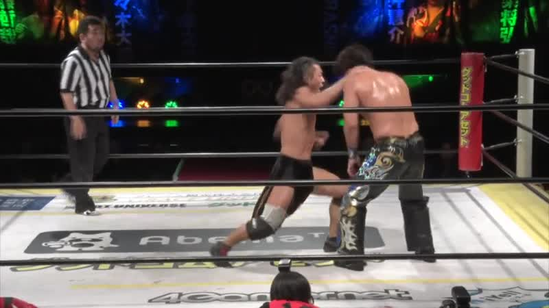 DDT. In These Cases Shinkiba Is Just Right 2019 08.11.2019