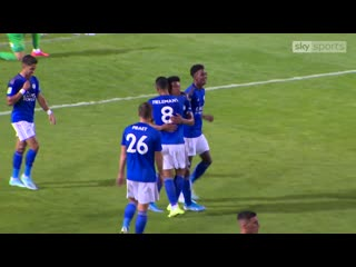 Luton 0-4 leicester video watch tv show sky sports