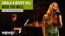 Sigala Becky Hill Wish You Well Live Performance Vevo