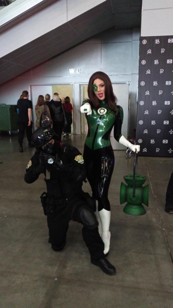 Игромир 2019 / Comic Con Russia ч.9