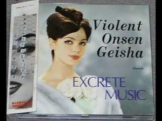 Violent Onsen Geisha - Excrete Music (Full)