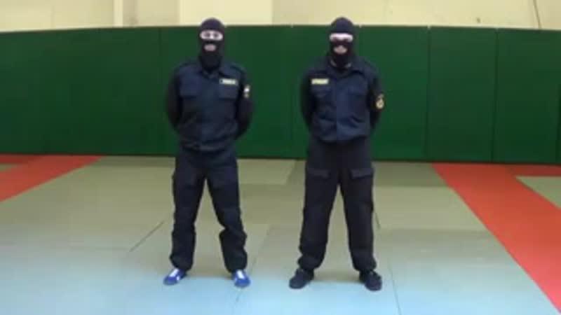 ОМОН. Видео рубрика по самообороне и бое...о. Урок 2 (240p).mp4