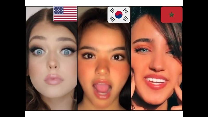 Bagaikan Langit Face Zoom Tik Tok Compilation part 2