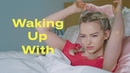 This Is Allison's Morning Routine | Waking Up With... | ELLE