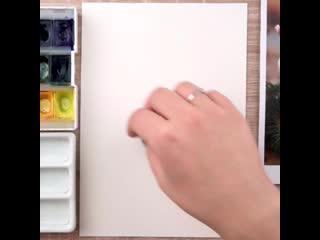 Как нарисовать какао