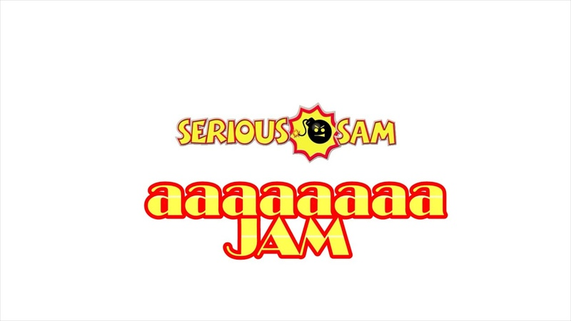 Serious Sam Kamikaze Jam