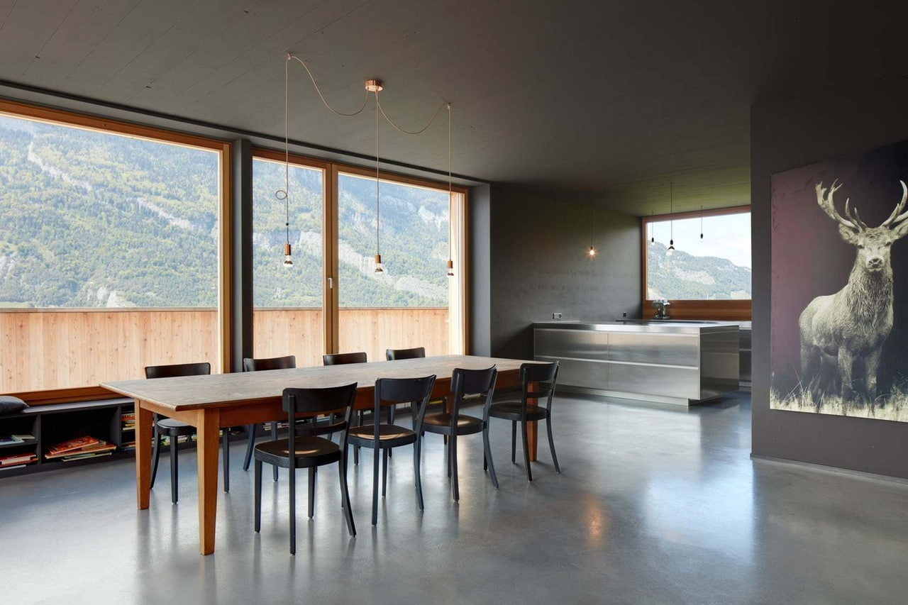 Huwiler - Maranta in Chur, Switzerland by Robert Albertin