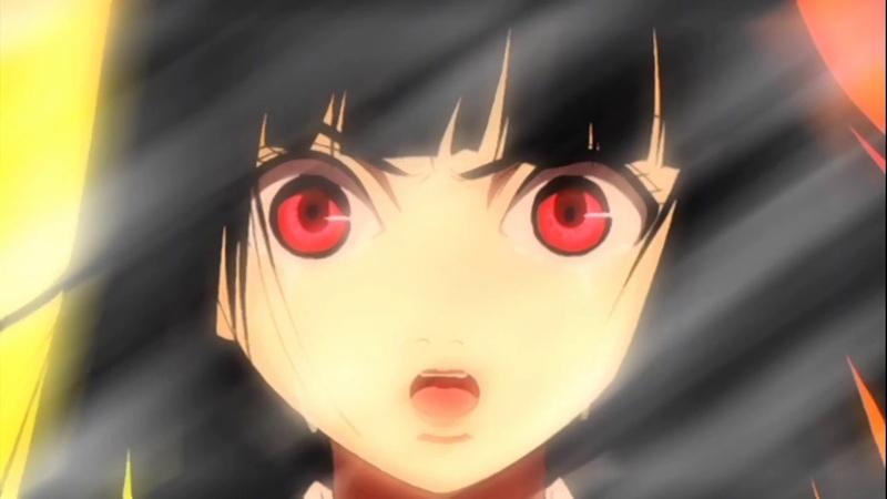 Jigoku Shoujo Адская девочка IC3PEAK Пламя