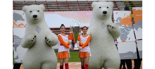 В Качканаре проходит VIII Кубок ЕВРАЗа по футболу — Sportag #1