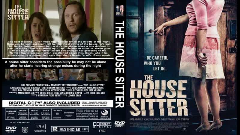 Домработница The House Sitter 2015 Перевод ДиоНиК ВПЕРВЫЕ В РОССИИ