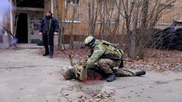 Как в спецназе сдают экзамены по медицине?/How do they pass medical exams in special forces?vol.1