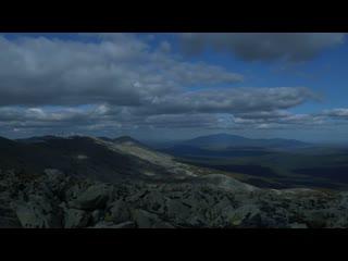 Красота осенних гор !