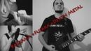 Bağlama Fujara = Death Metal