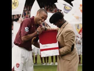 On this day in 2005, thierry henry became arsenals record goalscorer.  historymaker afc