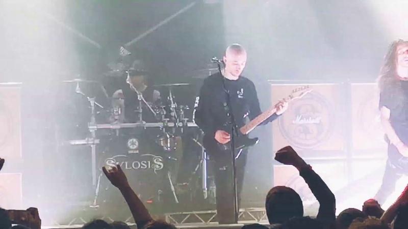 Sylosis - Empyreal Live Islington Assembly Hall 2020