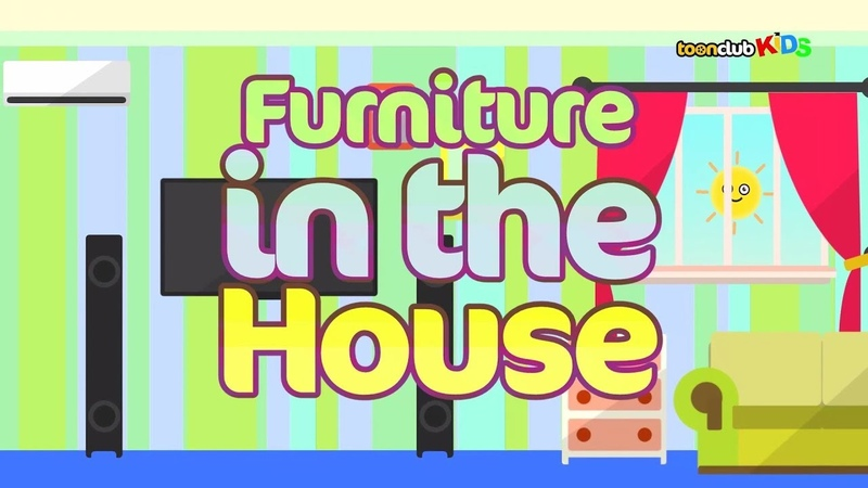 Furniture in the House Children's Songs Nursery Rhymes