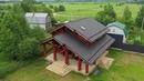 Продажа дома из таежного ручного сруба Горно Алтайского Кедра с участком в Истринском районе