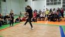 Bgirl Арчакова vs Фризен top8 - брейкданс чемпионат г.Королев