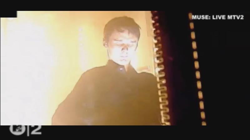 Muse Hysteria Live MTV2 HD