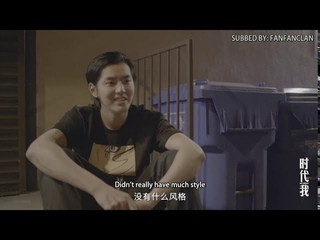 [ENG SUB] 200728 时代我 吴亦凡 My Legacy: Kris Wu - The Moment Kris Found Out He's Handsome