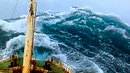 Sailing Ships Boats in Monster Storms Pirates Attack Heavy Weather Rough Seas Ocean Maverick