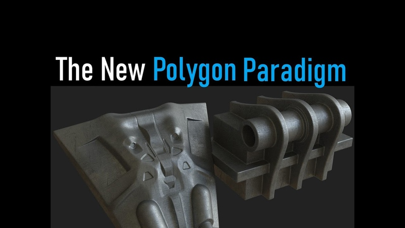 The Game Has Changed - The New Polygon Paradigm