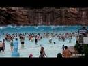 [HD] Impressive Wave Pool - Huge Tidal Waves at Disney's Typhoon Lagoon