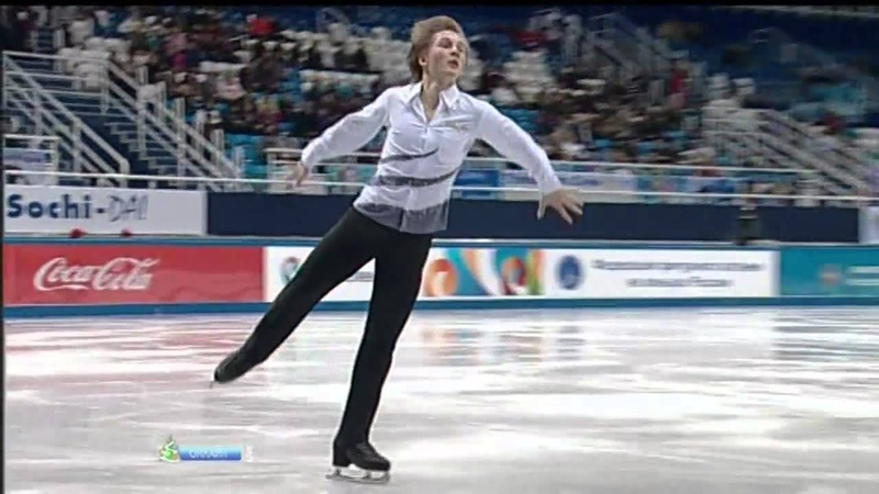 Mikhail KOLYADA 2013 FS Russian Nationals