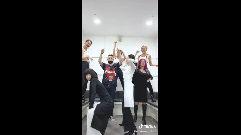 200725 Red Velvet @ TikTok