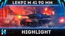 Word of Tanks   Highlight   leKpz M 41 90 mm - Эль-Халлуф \\ Hard_Sk1ll