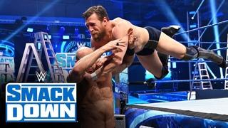 [#My1] Daniel Bryan vs. Cesaro – Money In The Bank Qualifying Match: SmackDown, April 17, 2020
