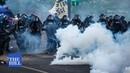 MAYHEM IN AMERICA: Riots and chaos engulf New York, Minneapolis, Los Angeles, Chicago, Washington DC