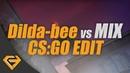 Edit Dilda bee vs MIX