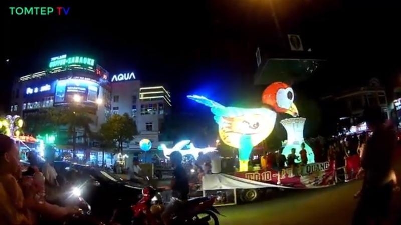 Trung Thu Tuyên Quang 2019 ❤ Lễ Hội Trung Thu Lớn Nhất Việt Nam ❤ Tập 6
