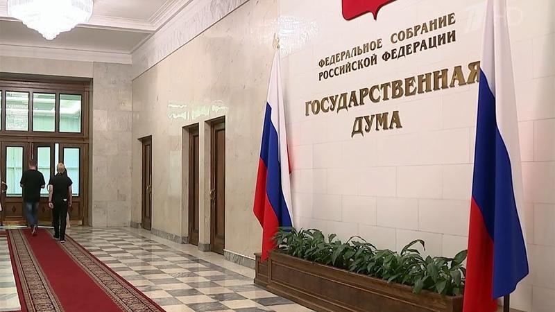 В Госдуме создали комиссию по расследованию вмешательства иностранных государств во внутренние дела