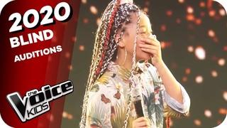 Billie Eilish - idontwannabeyouanymore (Yaiza) | The Voice Kids 2020 | Blind Auditions