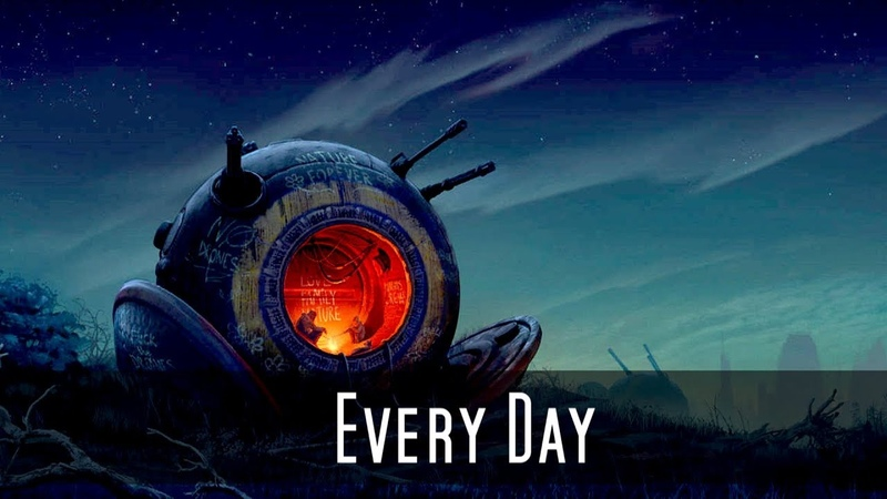 Atis Freivalds Every Day Emotional Ambient Music