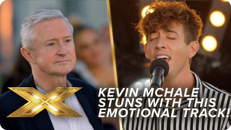 Get the tissues! Kevin McHale stuns with this emotional Camilla Cabello track | X Factor Celebrity