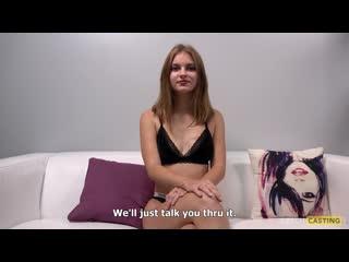 Nikol (czech casting) порно porno чешский кастинг porn