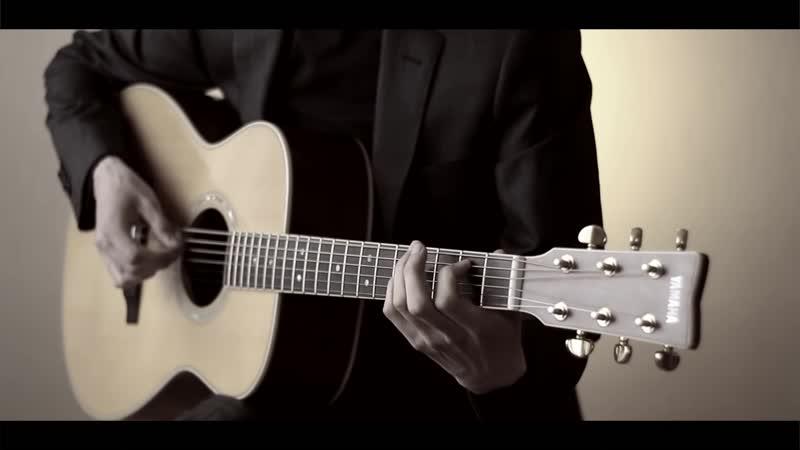 Noize MC Выдыхай⎪Fingerstyle guitar