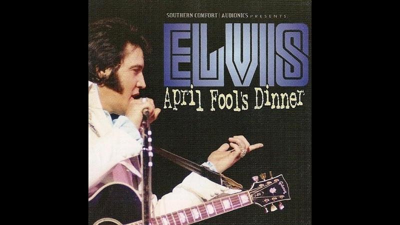 Elvis Presley April Fool's Dinner April 1st 1975 Full Album
