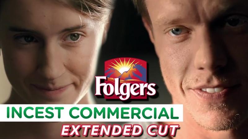 Folgers Incest Commercial Extended Cut