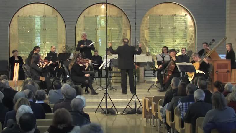 G. F. Händel - O praise the Lord with one consent (Chandos Anthem No. 9), HWV 254 - Ensemble Telemann [Rafik Matta]