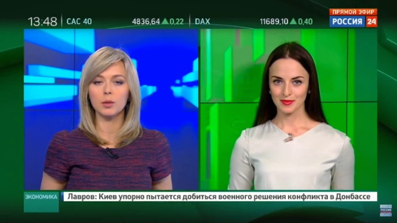 Новости САМЫЕ Красивые журналистки РОССИИ 2017