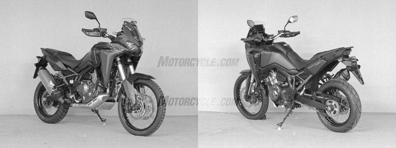 Первые изображения Honda Africa Twin CRF1100L 2020 / Honda Africa Twin Adventure 2020
