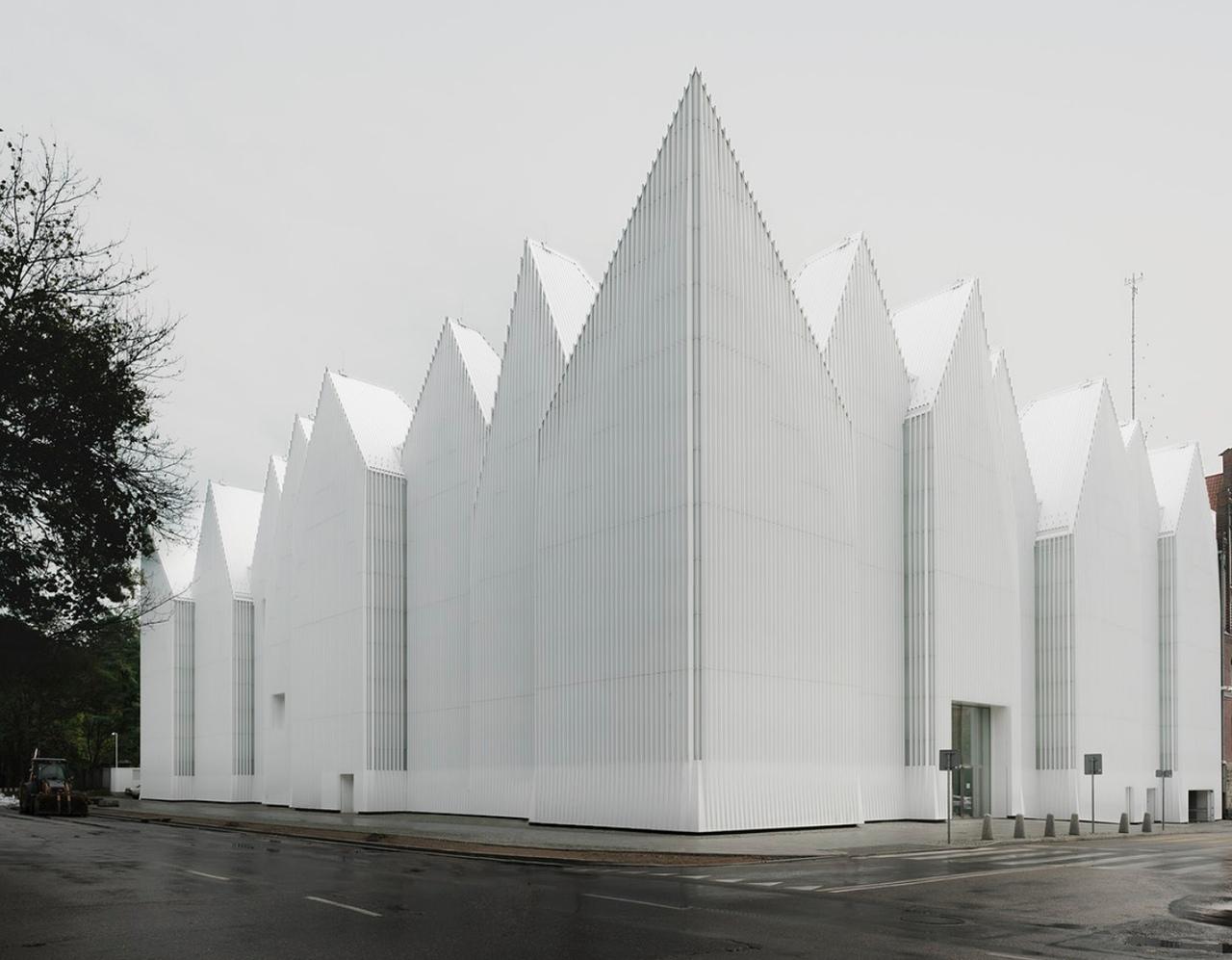 Филармония, Щецин, Польша