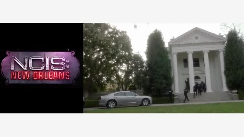 трейлер сериала Морская полиция Новый Орлеан NCIS New Orleans